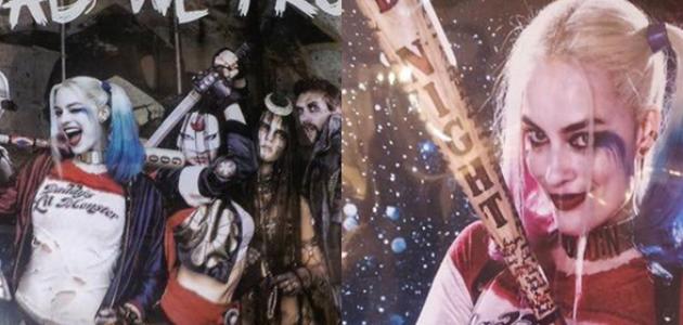 """GALERIA: Dois novos pôsteres de """"Esquadrão Suicida"""" liberados em baixa qualidade"""