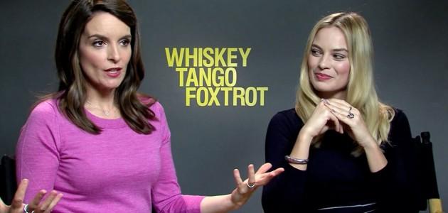 VÍDEOS: Diversas entrevistas de Margot com Tina Fey na press tour de WTF