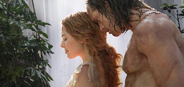 Margot deu um soco em Alexander Skarsgård durante uma cena de 'A Lenda de Tarzan'