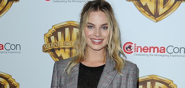 Margot comparece ao CinemaCon 2016