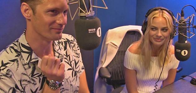 VÍDEO: MARGOT NA RÁDIO BBC ONE EM LONDRES