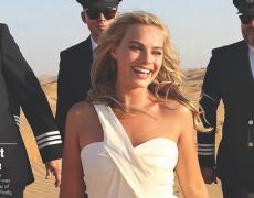 Margot Robbie fica em 1º lugar na lista HOT 100 da Maxim Austrália