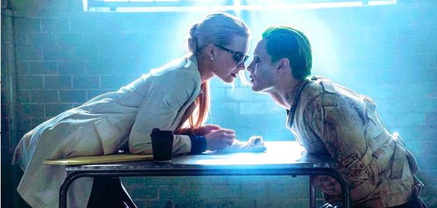"Margot Robbie quer ver Harley Quinn e Joker ""se acabarem em chamas"""