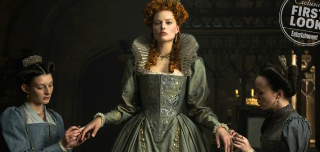 Margot Robbie conversa sobre Mary, Queen of Scots com o EW