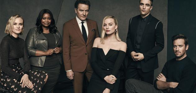 Margot Robbie participa da primeira mesa redonda ao vivo do The Hollywood Reporter