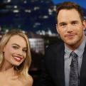 VÍDEO: Margot Robbie é entrevistada por Chris Pratt no Jimmy Kimmel Live